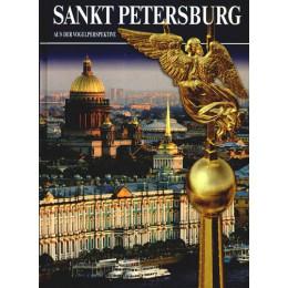 Санкт-Петербург с птичьего полета (на нем. яз.)