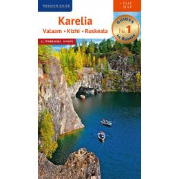 Karelia. Valaam. Kizhi. Ruskeala