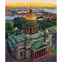 Санкт-Петербург. Альбом. (На анг.яз.)