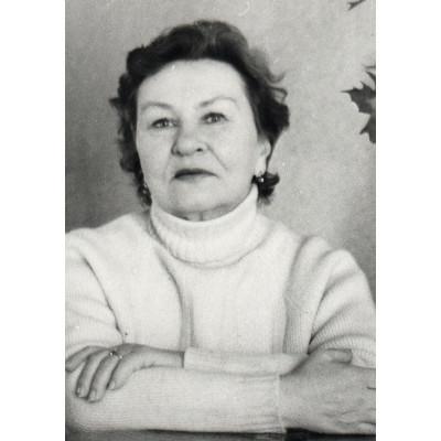Полякова Надежда Михайловна