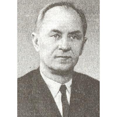 Уксусов Иван Ильич